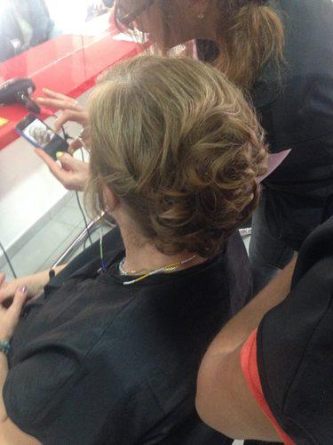 Recogido de cabello