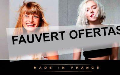 Ofertas productos de peluquería Fauvert marzo 2020