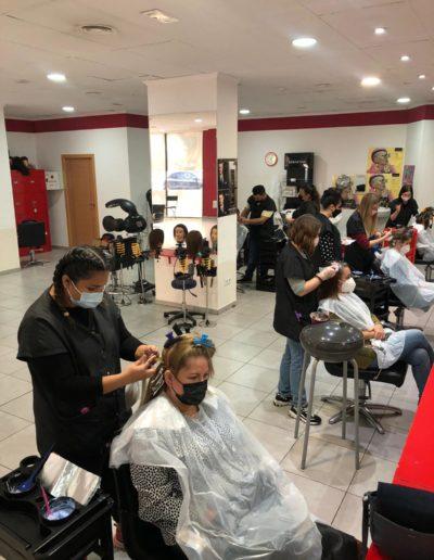academia de peluquería en Reus