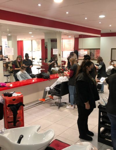 academia de peluquería en Reus Cosmetica del cabell