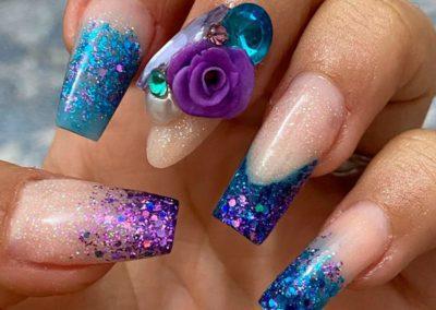 decoración de uñas 3D Reus