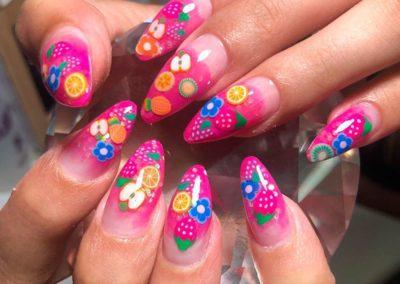 curso de decoración de uñas en Reus 4