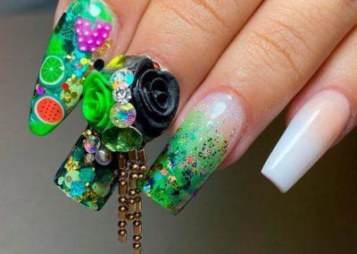 decoración de uñas 3d en reus 3